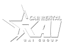 Car rental Rai Internacional