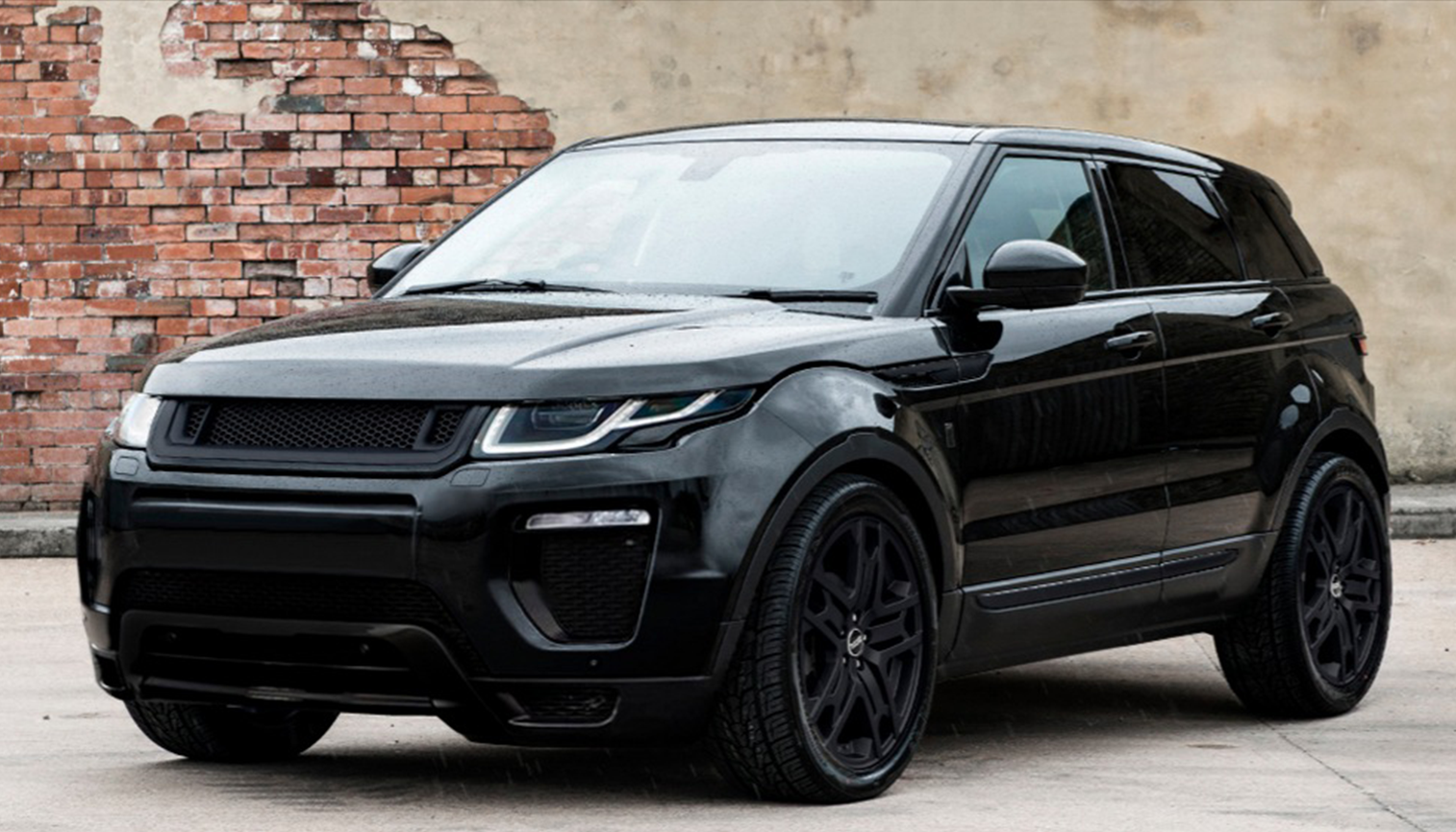 2020 Range Rover Evoque Xl Concept and Review