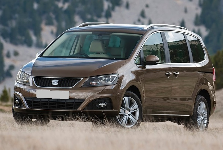 rent a car seat alhambra sport 2 0 tdi cr 4x4 at 7 miest. Black Bedroom Furniture Sets. Home Design Ideas
