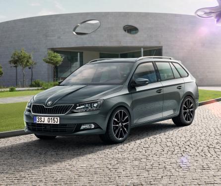 rent a car Škoda fabia combi 1,2 tsi new model - rai internacional