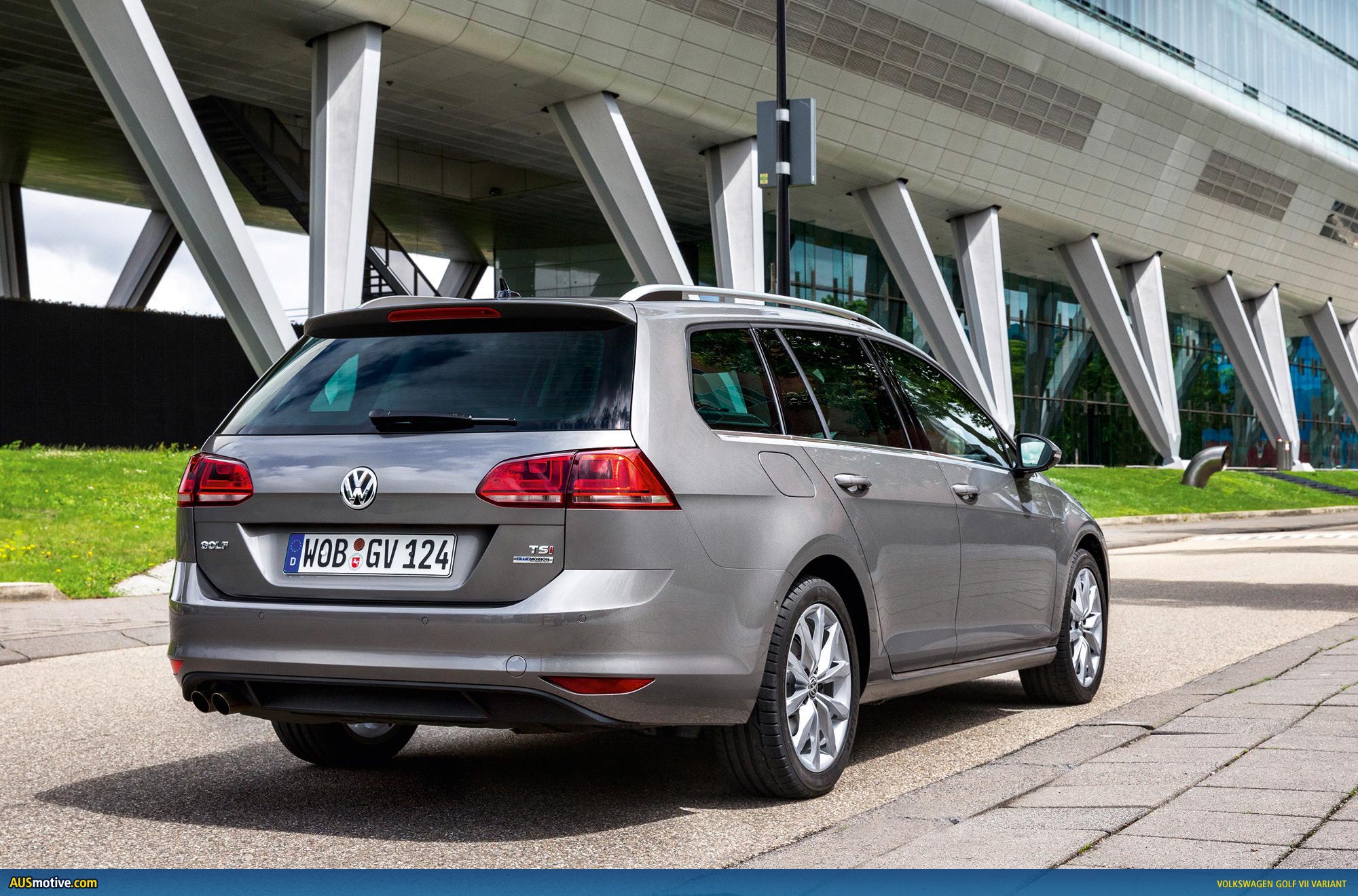 VW Golf VII Variant Comfortline 1,6 TDi NEW 2014 | Autovermietung ...