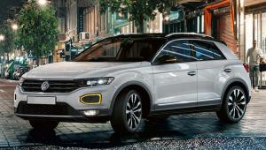 Volkswagen T-Roc na prenájom s RAI Internacional