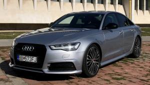 Audi A6 na prenájom