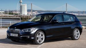 BMW radu 1 na prenájom s RAI Internacional