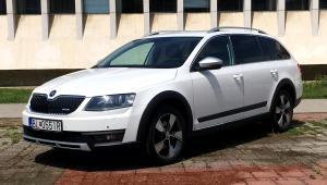 Prenájom auta Škoda Scout