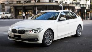 Prenájom auta BMW 318d Limousine 7LD SportLine