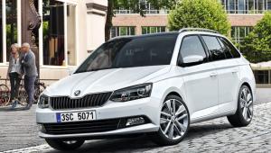 Prenájom auta - Škoda Fabia diesel automat
