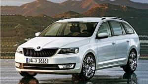 Prenájom auta Škoda Octavia Combi DSG