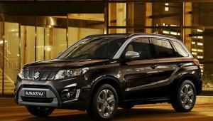 Prenájom auta Suzuki VITARA 1,6i GLX 4x4 Copper Edition