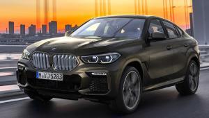 BMW X6 na prenájom