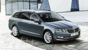 Prenájom auta - Škoda Octavia Combi