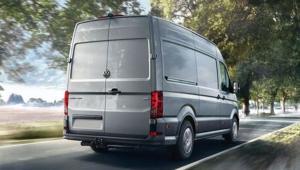 Nákladná dodávka VW Crafter na prenájom