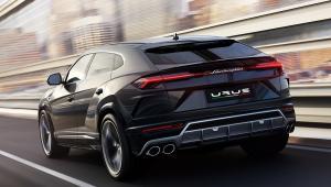 Lamborghini Urus na prenájom