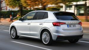 Škoda Fabia NEW 2021 na prenájom