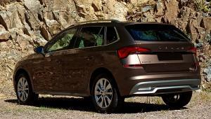 Škoda Kamiq na prenájom