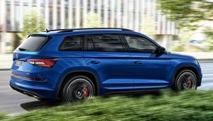 Škoda Kodiaq RS na prenájom