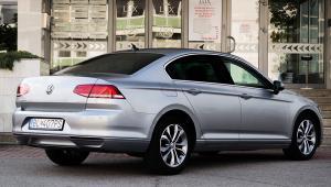 VW Passat na prenájom