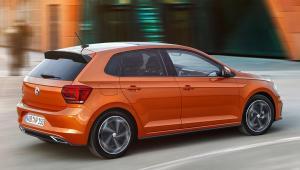 Volkswagen Polo na prenájom