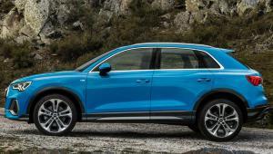 Audi Q3 na prenájom