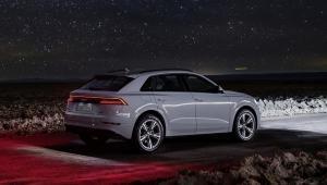 Prenájom Audi Q8