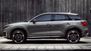 Audi Q2 prenájom auta