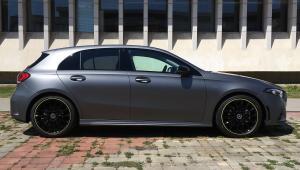 Mercedes triedy A na prenájom RAI Internacional