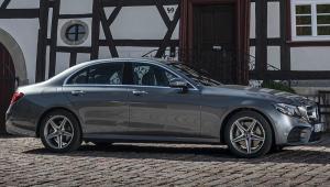 Mercedes triedy E na prenájom