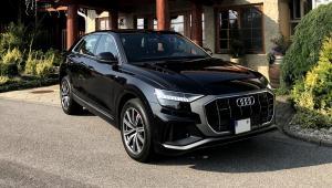 Audi Q8 prenájom