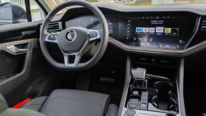 Volkswagen Touareg na prenájom