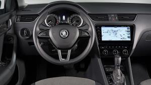 Škoda Octavia Combi 4x4 na prenájom