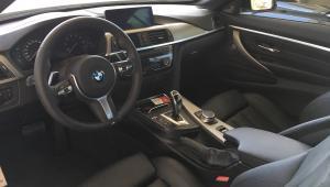 Prenájom kabrioletu BMW 420i Cabrio M-Sport 2018