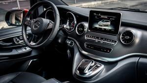 Mercedes V-Class na prenájom