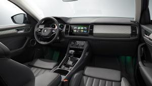 Škoda Kodiaq Sportline na prenájom