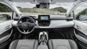 Toyota Corolla executive na prenájom