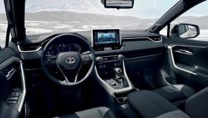 Toyota RAV4 na prenájom