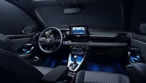Prenájom auta Toyota Yaris Hybrid