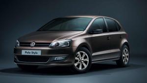 Prenájom auta - VW Polo z predu