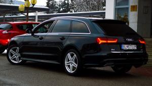 Audi A6 Avant na prenájom