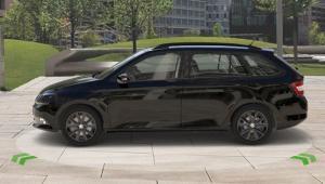 Prenájom auta - Škoda Fabia 1,2 Tsi Joy AT od boku