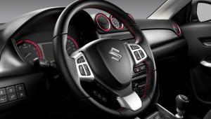 Prenájom Suzuki VITARA 1,6i GLX 4x4 Copper Edition interiér