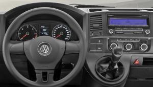 Prenájom auta VW Caravelle zvnútra