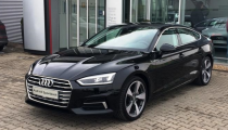 Audi A5 Sportback for rent RAI Internacional