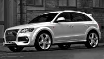 Audi Q5 fort Rent by RAI Internacional