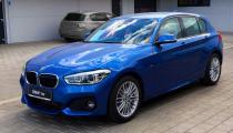 BMW radu 1 na prenájom