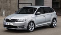 Škoda Rapid prenájom auta