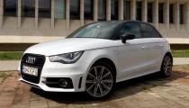 Audi A1 na prenájom s RAI Internacional