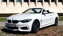 Kabriolet BMW na prenájom s RAI Internacional