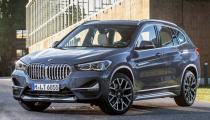 BMW X1 na prenájom