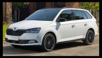 Škoda Fabia Combi Diesel na prenájom