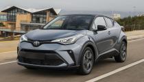 Hybrid Toyota C-HR na prenájom